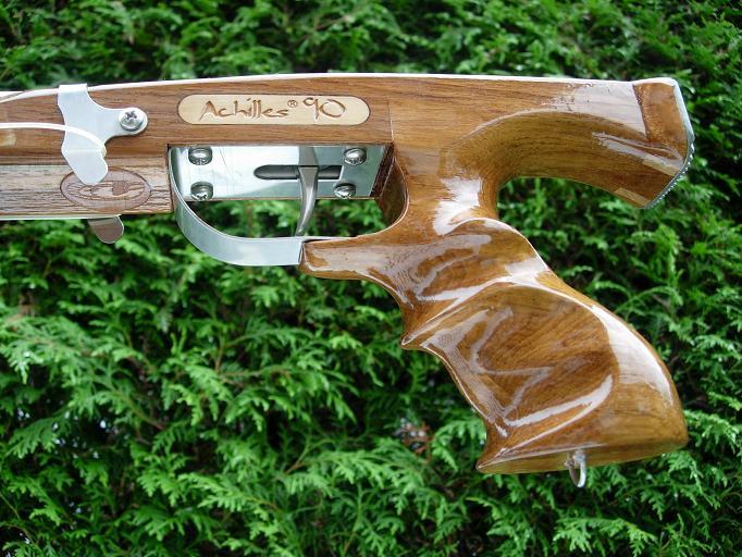 Подводное ружье из дерева своими руками 100